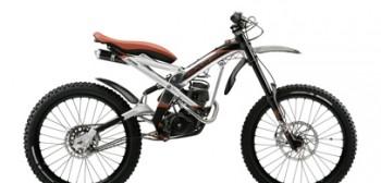 Derbi DH 2.0 - romans motocykla z rowerem
