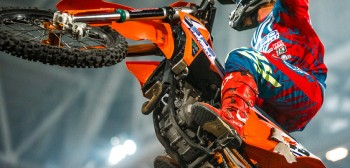 Thomas Ramette wygrywa 24MX International Supercross