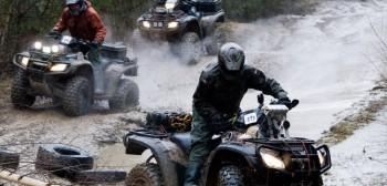 Great Escape Rally 2011 - błoto, czołgówki i lasy