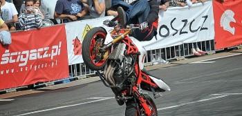 World StuntGP 2012 - ekstremalna Bydgoszcz