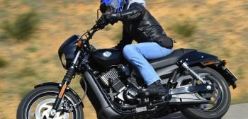 Harley-Davidson Street 750 - tylko dla młodych?