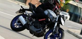 Yamaha MT125 - między pokoleniami