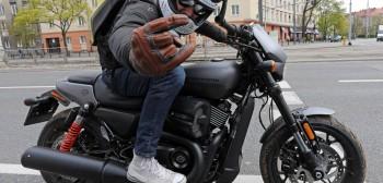Harley-Davidson Street Rod 750 - mały rewolucjonista [video]