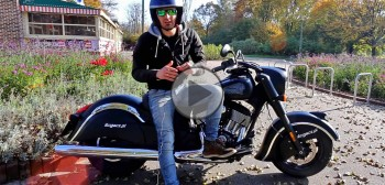 Indian Chief Dark Horse, czyli mroczny koń [test video]