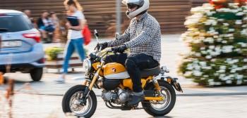 Honda Monkey - podróż za niejeden uśmiech [TEST]