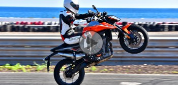 KTM 790 Duke - test premierowy [video]