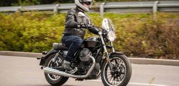 Moto Guzzi V9 Roamer - włoski koktajl [TEST]