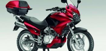 Honda Varadero 125 - turystyczne enduro na kategorię A1, czyli pierwszy motocykl dla podróżnika