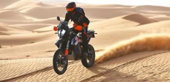 KTM 790 Adventure i Adventure R [TEST PREMIEROWY]