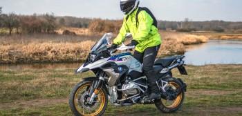 BMW R 1250 GS 2020 - test, opis, opinia, cena, pierwsze wrażenia