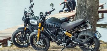 Ducati Scrambler 800 i 1100 - wszechstronne motocykle, które łamią mit gadżetu
