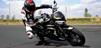 Triumph Street Triple RS - nowość 2020 [test, video]