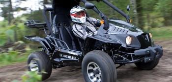 Zumico ORS 250 - buggy dla amatorów