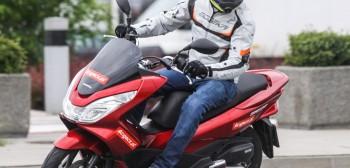 Honda PCX125 2016 - najlepszy skuter w mieście
