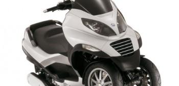 Peugeot i Yamaha pozwane przez Piaggio