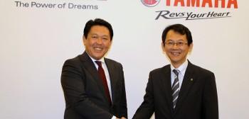 Honda i Yamaha razem zbudują elektryczny skuter