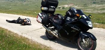 Honda CBR 1100 XX Super Blackbird, czyli najtańsze 300 km/h [cz. 1]
