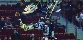 Marcin Łukaszczyk walczy o występ podczas Red Bull X-fighters w Madrycie