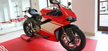 Ducati 1299 Superleggera i Vespa 946 - polska premiera tych jednośladów