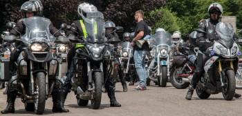 Zloty motocyklowe w sierpniu