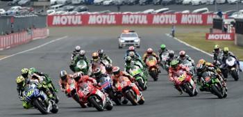 MotoGP wita w Japonii. Każdy ruch jest ważny, szczególnie na mokrym torze