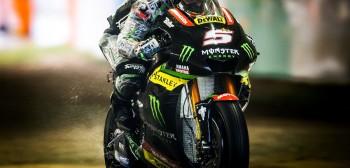 Kwalifikacje MotoGP w Japonii. Slicki na deszczu i wygrana Yamahy
