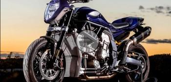 PGM V8 - piekielnie mocny motocykl z Australii
