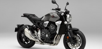 Honda CB1000R - power naked w eleganckiej formie