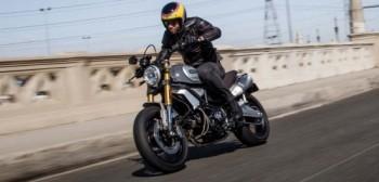 Nowy Ducati Scrambler 1100