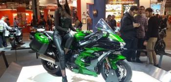 Turystyczne Kawasaki H2, czyli H2 SX