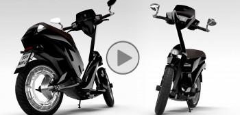 Ujet - nowoczesny skuter dla Millenialsów