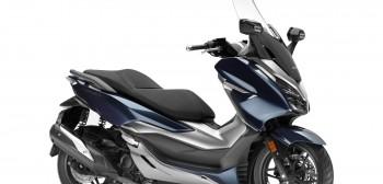 Nowa Honda Forza 300 - nowoczesna i bardziej sportowa