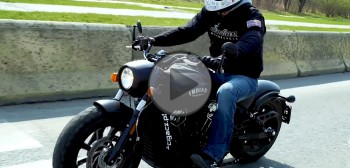 Indian Scout Bobber [test video]