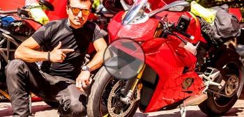 Wiosna z Ducati 2018 [film i zdjęcia]