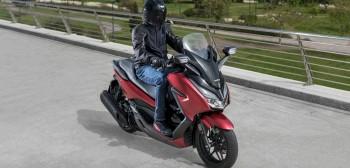 Honda Forza 125 2018: doskonale wyposażona królowa segmentu
