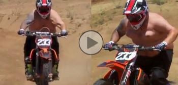 Motocross w rozmiarze XXXXL