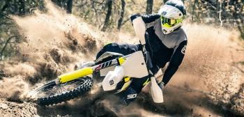 Gama motocross Husqvarna 2019. Lżej, mocniej i w świetnym stylu