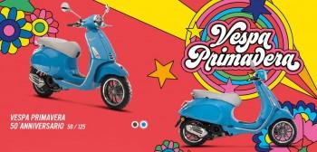 Vespa Days. Zapraszamy na 50. urodziny modelu Vespa Primavera!