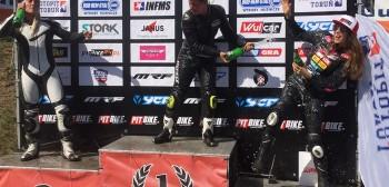 Dominika Orlik zajmuje 3. miejsce w Pucharze Polski Pitbike Supermoto!