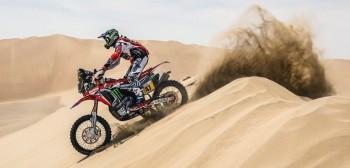 Dakar 2019 - tylko Peru, trasa w pętli - plan tegorocznej edycji rajdu