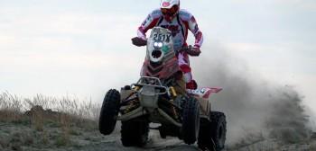 Długo wyczekiwany powrót - Rafał Sonik na starcie Atacama Rally