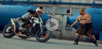 Ride and Slay. Mrożący krew w żyłach film oficjalnego stuntera KTM