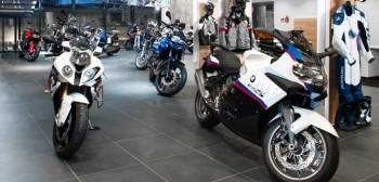 Sprzedaż motocykli w Europie - nieśmiałe wzrosty