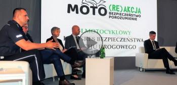Relacja z I Motocyklowego Kongresu Bezpieczeństwa Ruchu Drogowego