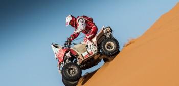 Etapowe zwycięstwo Sonika w Rajdzie Maroka