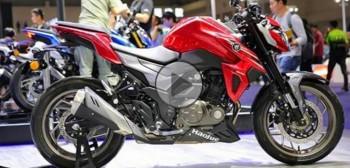 Ciekawa premiera na chińskich targach moto. Czy to nowe Suzuki GSX-S300?
