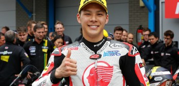 Takaaki Nakagami zostaje w zespole LCR Honda na kolejny sezon