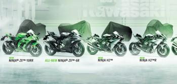 Nowe modele Kawasaki na EICMA 2018. Zieloni szykują ofensywę