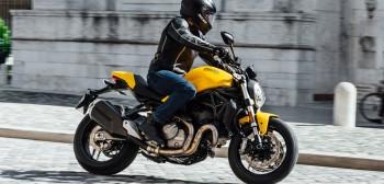 Ducati Monster 821 2019 - mocny akcent na pożegnanie modelu