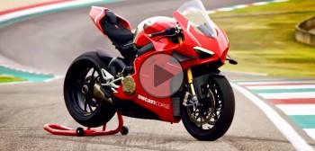 Ducati Panigale V4R 2019. Ekstremalna torowa nowość tuż przed EICMA